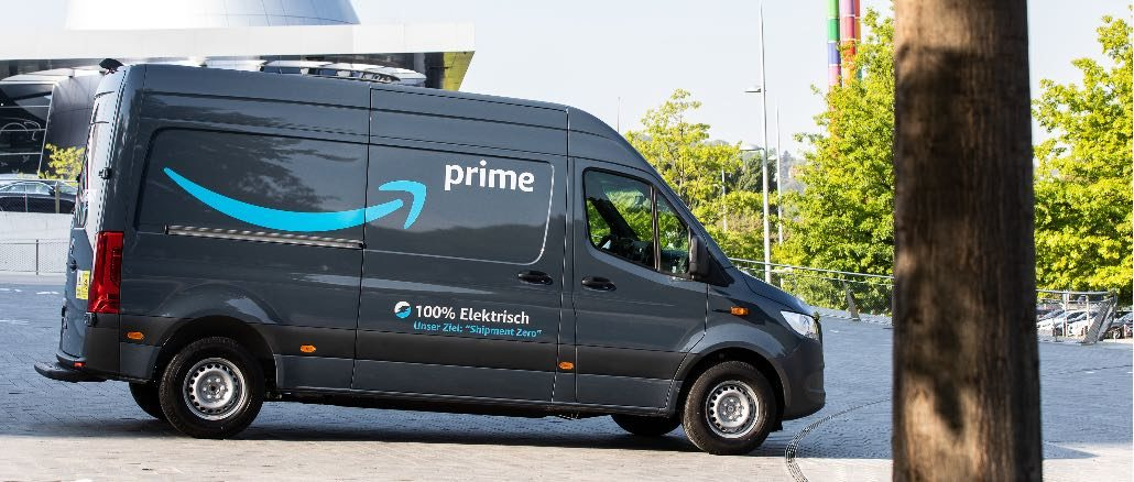 Amazon Prime Transporter Symbolbild