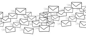 Briefe, Kettenbrief, Soziales NEtzwerk