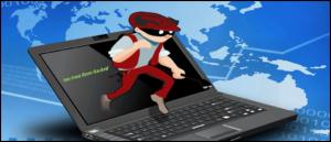 Hacker, Computer, Datendiebstahl