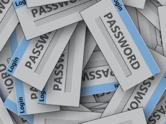Passwort Kennwort Symbolbild