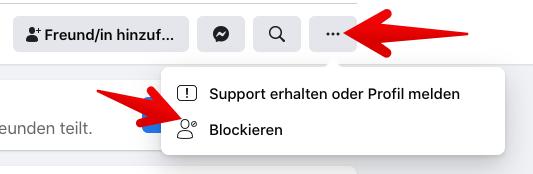 Personen Auf Facebook Blockieren