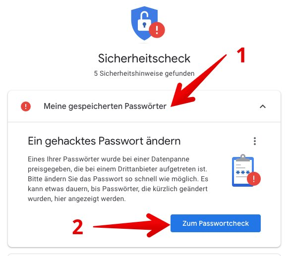 2020-11-16 Google Passwort-Check anzeigen 2