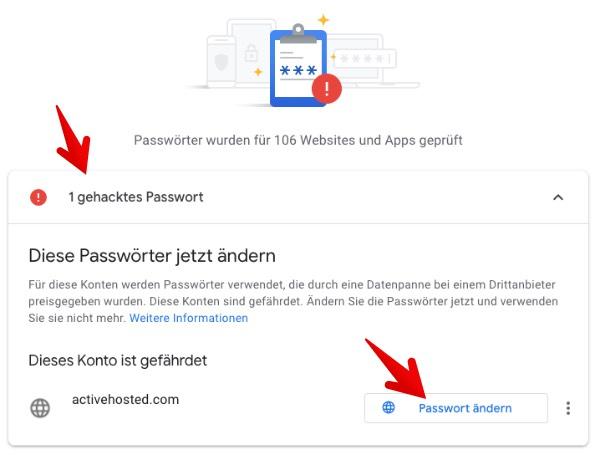 2020-11-16 Google Passwort-Check anzeigen 4