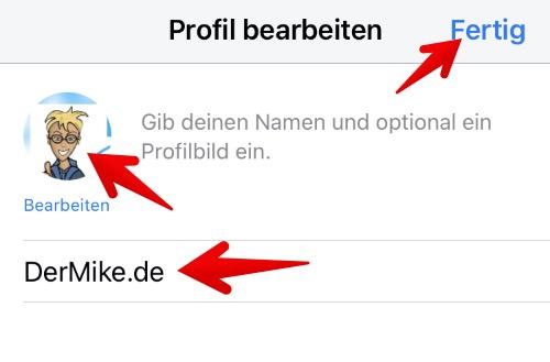 Anleitung WhatsApp einrichten 9