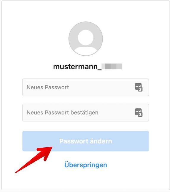 Instagram Account Gehackt Und Email Geändert