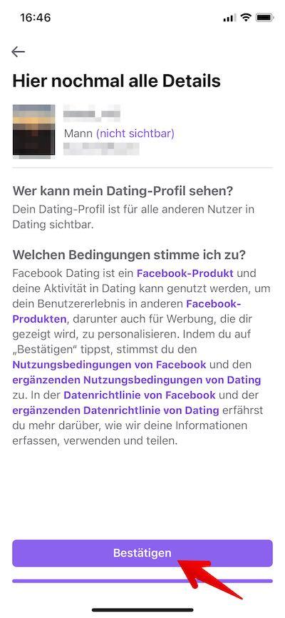 FB-Dating erstellen Bild 18