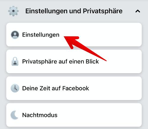 Facebook-App Autoplay deaktivieren 2