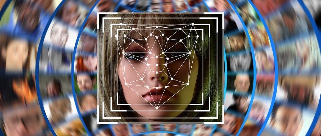 Gesichtserkennung Symbolbild