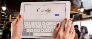 Google Tablet Symbolbild