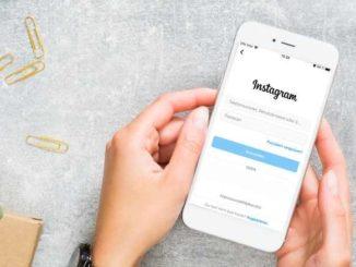 Instagram Passwort vergessen zuruecksetzen