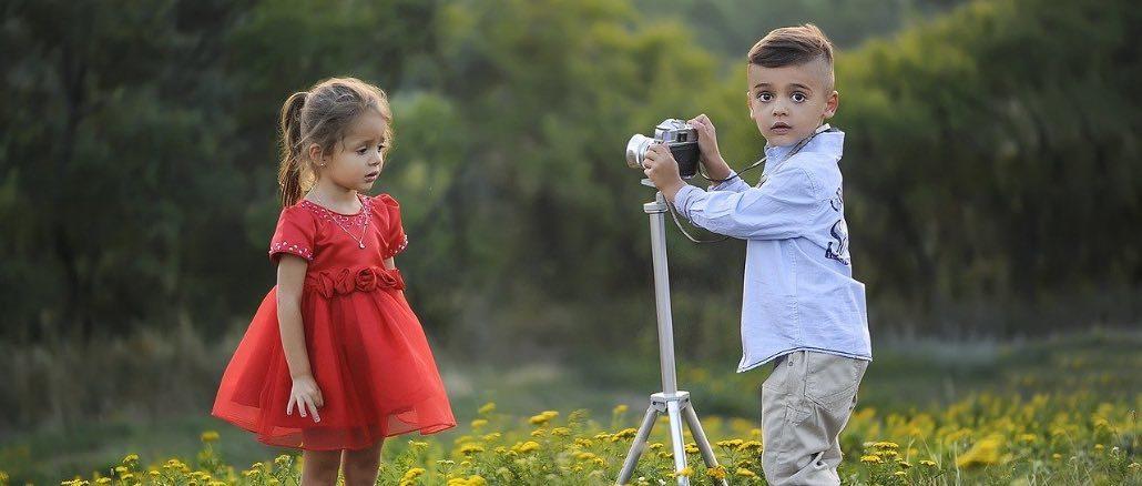 Kinder Foto Symbolbild