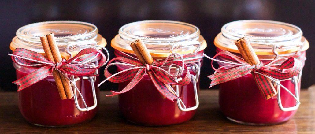 Marmelade selber herstellen Symbolbild