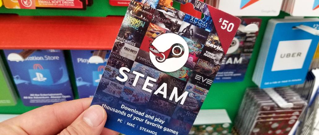 Steamkarten, Steamkarte, Definition