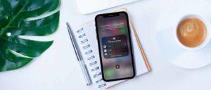 iPhone Bildschirmaufnahme Video aktivieren