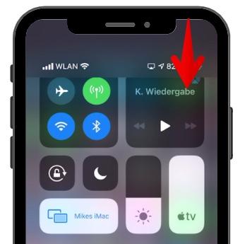 iPhone Bildschirmaufnahme aktivieren 5