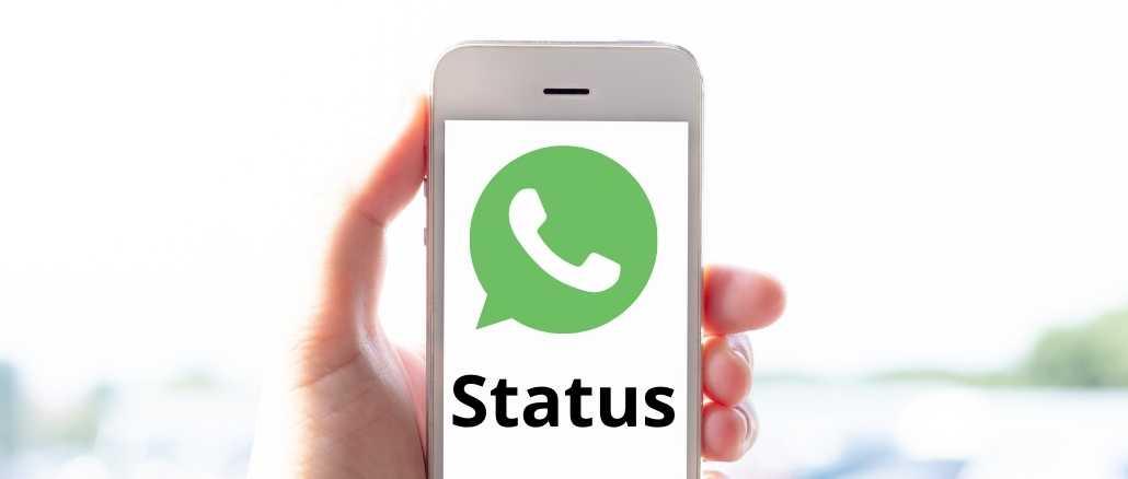 Whatsapp Status Video Von Anderen Speichern