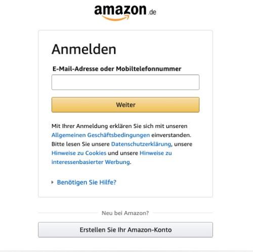 Amazon Prime kündigen 1