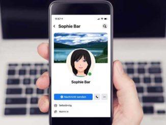 Facebook-App Aktiv-Status deaktivieren