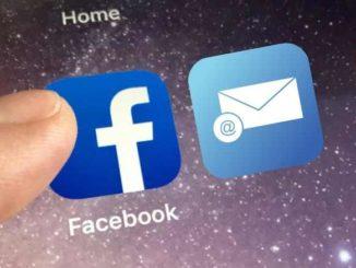 Facebook E-Mail ändern
