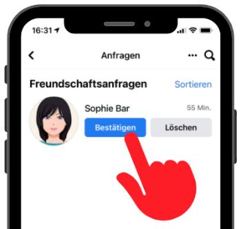 Facebook Freundschaftsanfragen Löschen