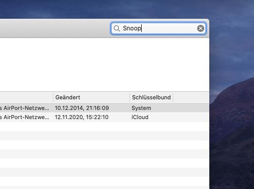 MAC WLAN-Passwort anzeigen 2_1