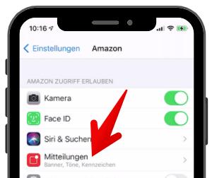 Push-Mitteilungen konfigurieren 3