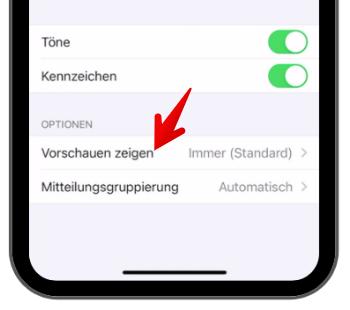 Push-Mitteilungen konfigurieren 6