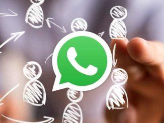 WhatsApp Gruppen Symbolbild