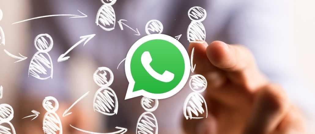 Whatsapp dating gruppe
