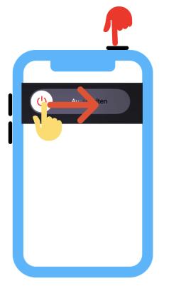 iPhone ausschalten iPhone SE 1 Generation, 5 oder aelter