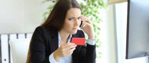 Anruf Bank Betrug