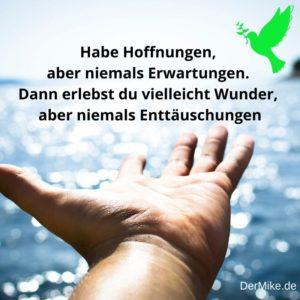 #Spruch 9 Hoffnung