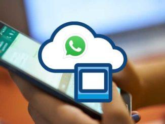 WhatsApp Backup Symbolbild