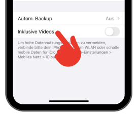 iPhone WhatsApp Backup 5
