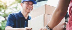 Paketdienst Symbolbild