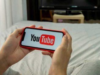 YouTube Neue Nutzungsbedingungen E-Mail