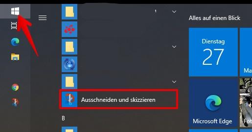 Screenshot Windows Bild Bild 6