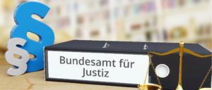 Bundesamt Justiz Symbolbild