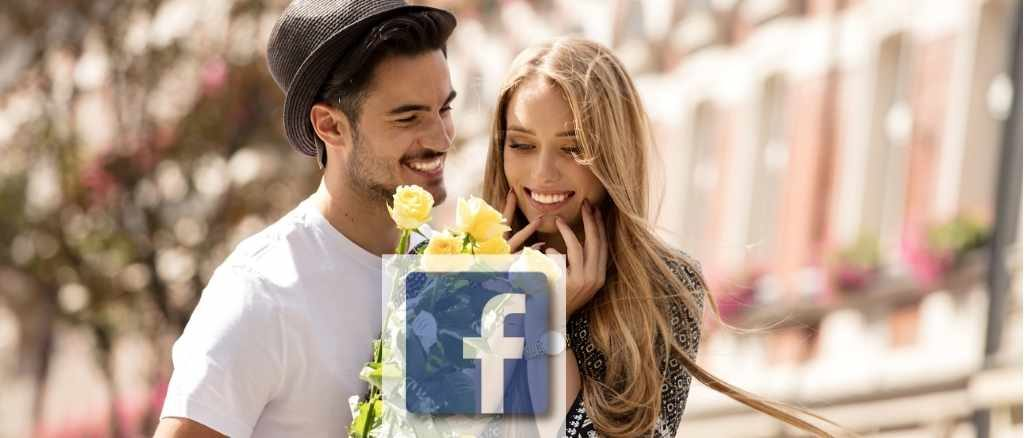 Facebook Dating Symbolbild