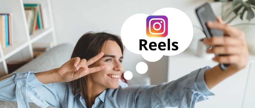 Instagram Reels Symbolbild